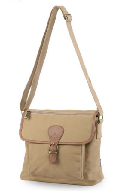 Messenger bag for women, mens shoulder bag - BagsEarth