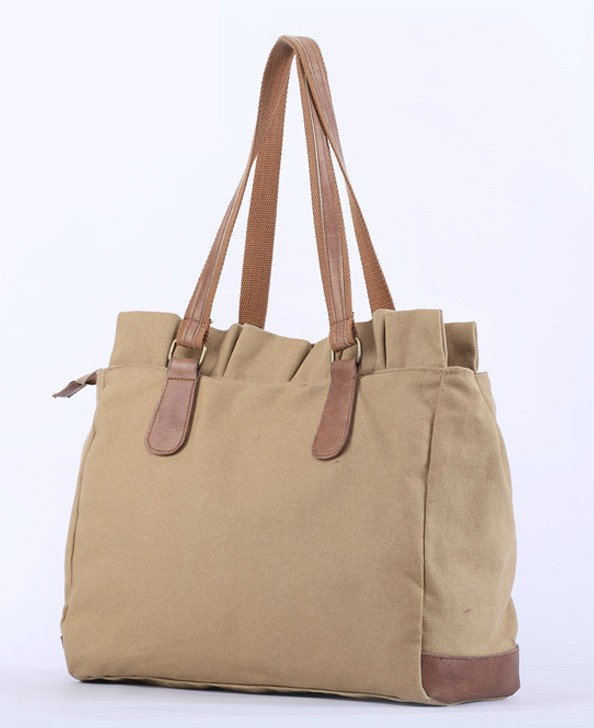 Canvas handbags women, canvas purses bags - BagsEarth