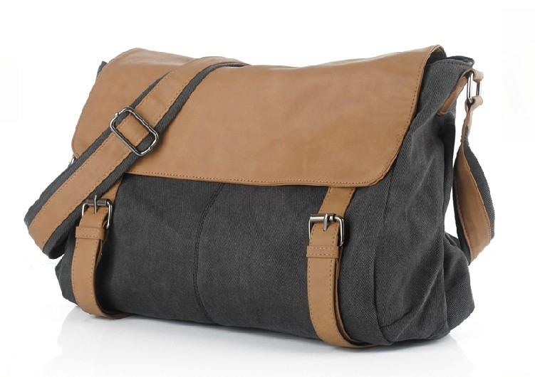 Man messenger bag · men shoulder bag · black ... 7a9c340010445
