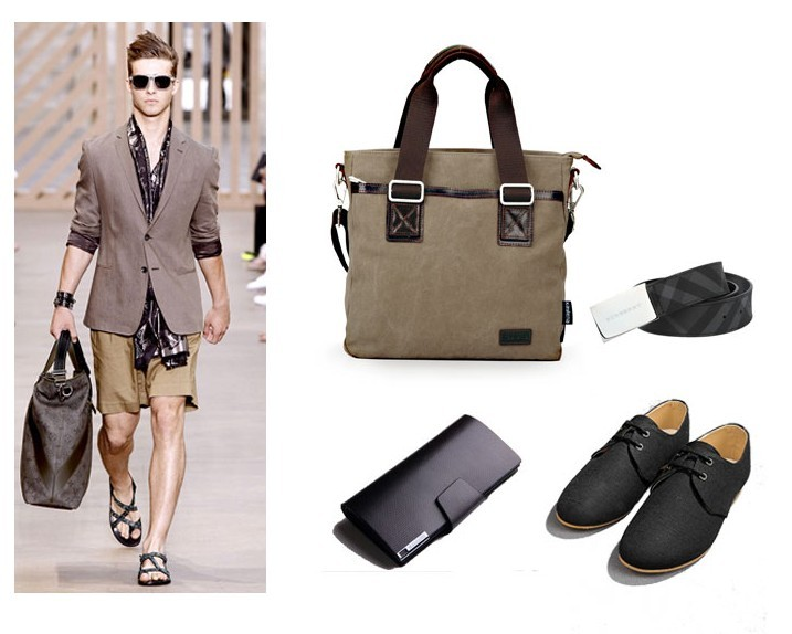 Mens bag, messenger bag for men - BagsEarth