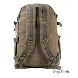 Canvas Rucksack Laptop