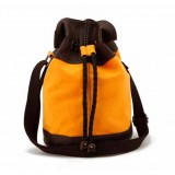 yellow cheap canvas bag