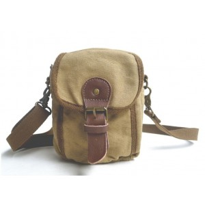 khaki messenger bag for men