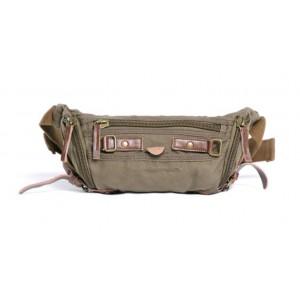 army green Waist hip bag
