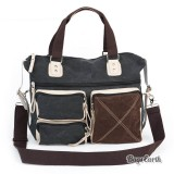 Charcoal Grey Travelling Bags