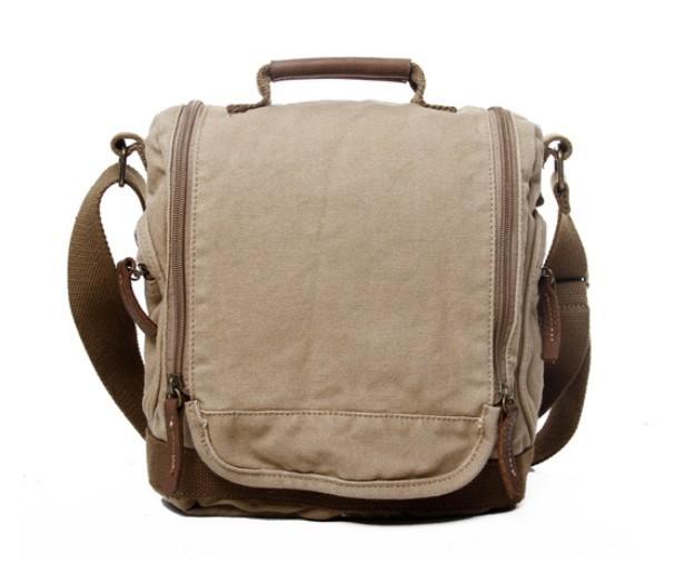 Popular Ladies Canvas Satchels Canvas Messenger Bags For Women  PLSBAG