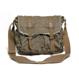 Large canvas bag, large messenger bags for school
