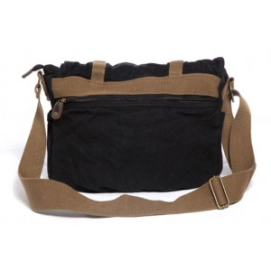 black large messenger bags for school