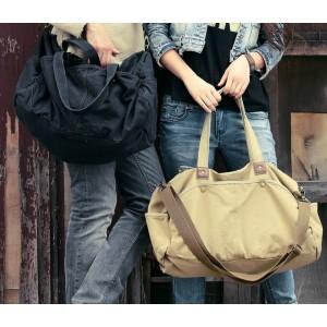 Mens canvas messenger bag vintage