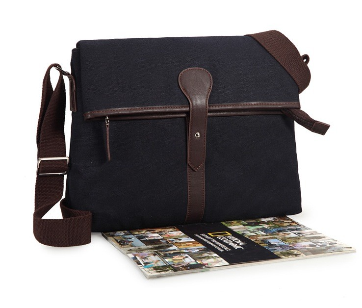 Canvas Ipad Shoulder Bags, Men's Messenger Bags Canvas - BagsEarth