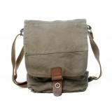 army green Small canvas shoulder bags