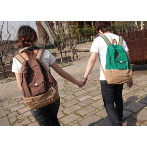 green School backpacks for girls