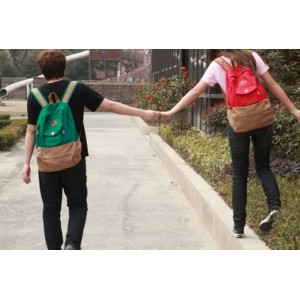 red School backpacks for girls