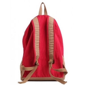 canvas School backpacks for girls