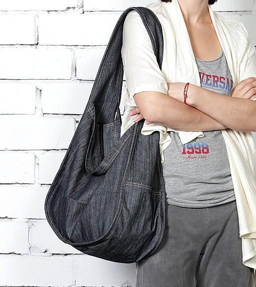 Shoulder bag, hobo handbag - BagsEarth
