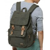 ARMY GREEN Travel daypack
