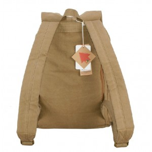 khaki Travel daypack