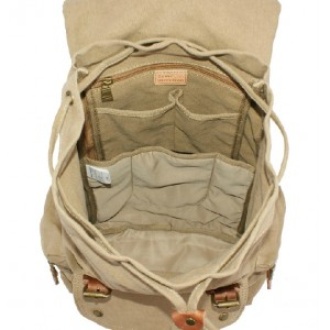 canvas Travel daypack