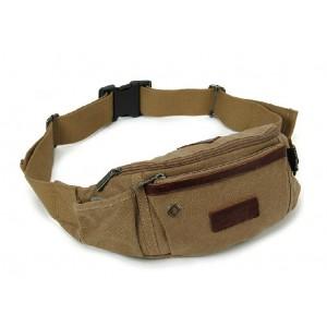 Travel waist pack, unique fanny pack