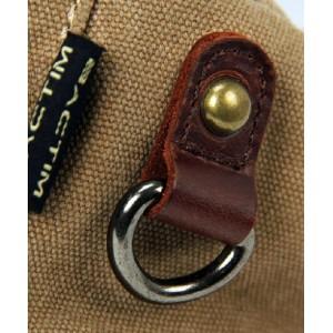 khaki Travel waist pack