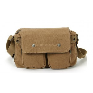 Canvas messenger bags for men, canvas shoulder bag men