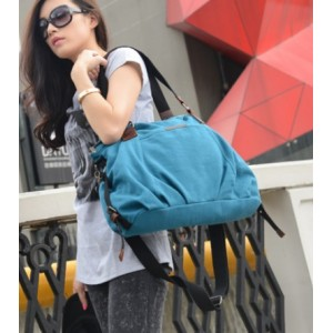canvas ladies messenger bag