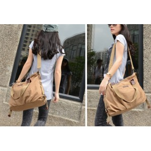 Ladies handbag khaki