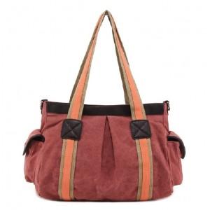 Messenger bag college, handbag organizer