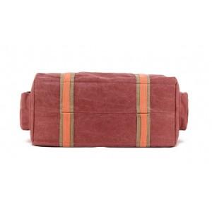 red handbag organizer