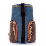 blue Day pack backpack
