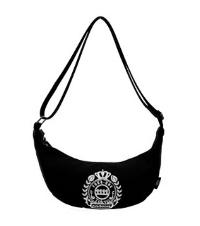 Black hobo bag, cool messenger bags - BagsEarth