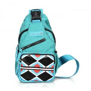 Sling travel bag, small shoulder bag