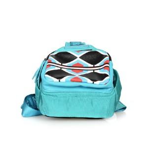 blue small shoulder bag
