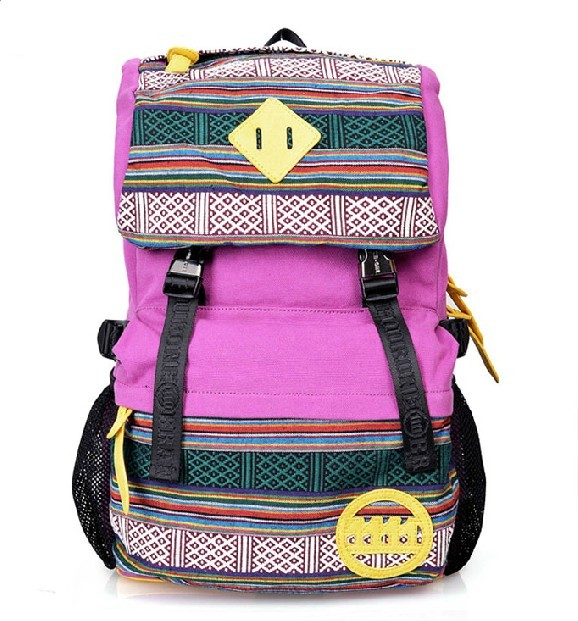 Girls backpack for school, outdoor backpack