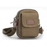khaki Waist pack hiking