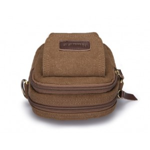 canvas Waist pack hiking