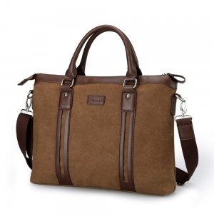 coffee business briefcase