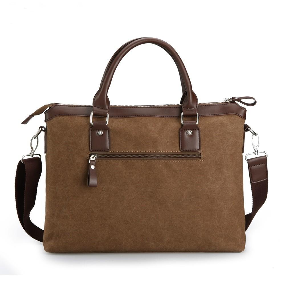 Laptop Messenger Bag Business Briefcase - BagsEarth