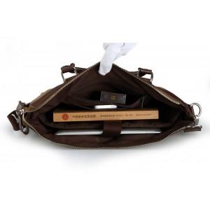 canvas business briefcase