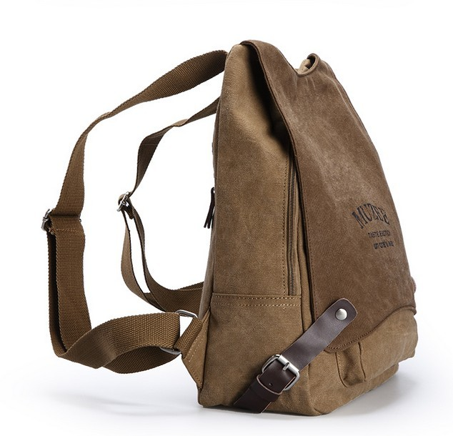 Rucksacks for Men Canvas Rucksack Backpack