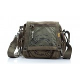 army green Crossbody bag