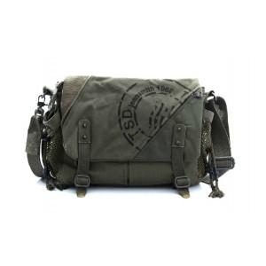 Bike messenger bag, school shoulder bag