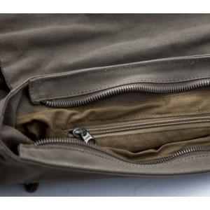 canvas school shoulder bag