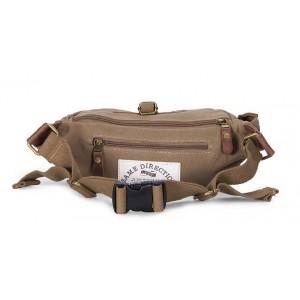 khaki Fanny pack for men
