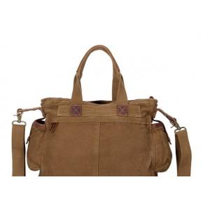 khaki cool handbag