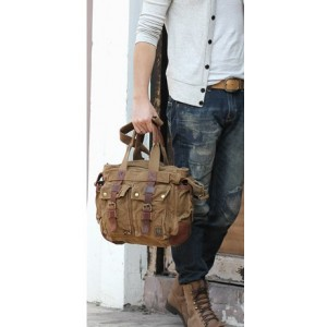 canvas cool handbag