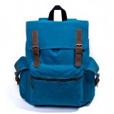 Canvas rucksack, casual backpack