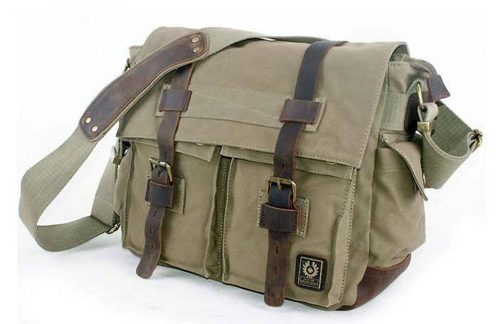 Satchel shoulder bag, cross shoulder bag - BagsEarth