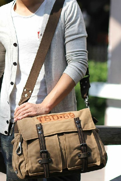 Over the shoulder book bag, european shoulder bag - BagsEarth
