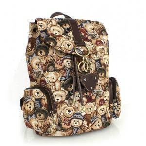 coffee fashion backpack